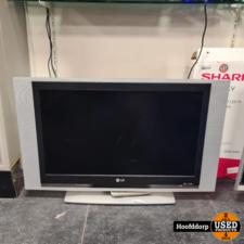 lg rz-32lz55 32 inch TV met afstandsbediening