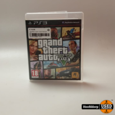 Playstation 3 game: Grand Theft auto Five