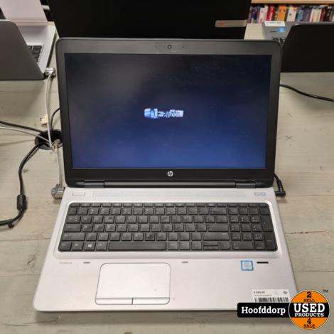 HP Probook 650 G2 i5 8GB-512GB SSD Win 10 Pro