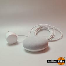 Google Nest mini home White nieuw (zonder doos)