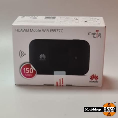 Huawei E5577C Mobile Wifi