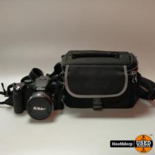 Nikon Coolpix P510 in tas nette staat