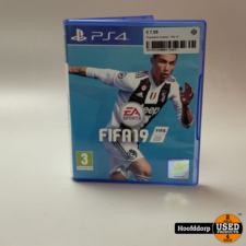 Playstation 4 game : Fifa 19