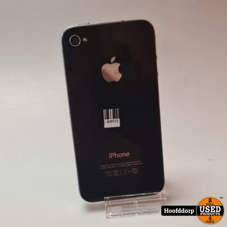 iPhone 4 16GB Zwart