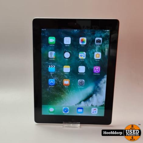 iPad 4 32GB Wifi | Nette staat