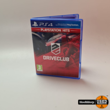 Playstation 4 Game : Driveclub