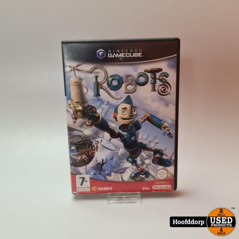 Gamecube game : Robots