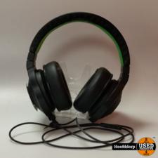 Razer PS4 headset gebruikt
