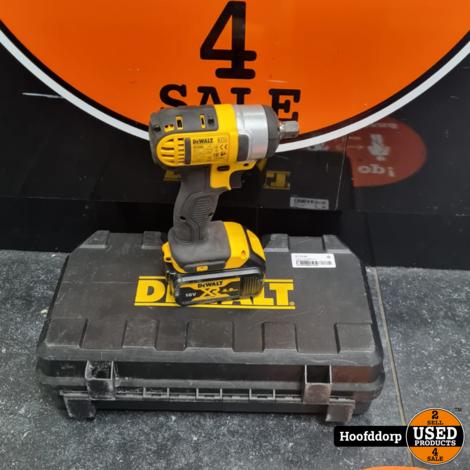 DeWALT DCF880M2 accu slagmoersleutel | Nette staat