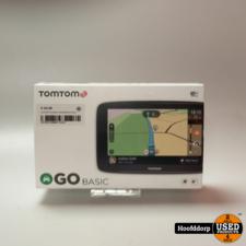 TomTom Go Basic nieuwstaat in doos