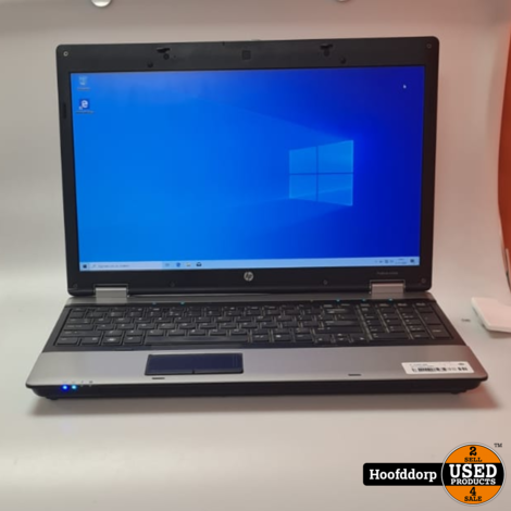 HP Probook 6550b Windows 10 Laptop
