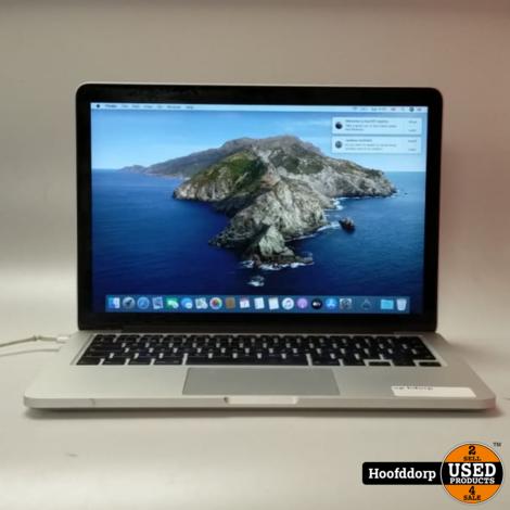 Macbook Pro 13'' Mid 2014 Redelijke staat | Met Garantie