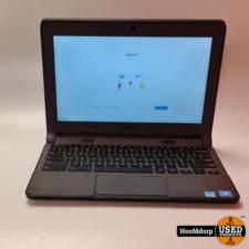 Dell Chromebook 11 P22T001 Redelijke staat | Garantie