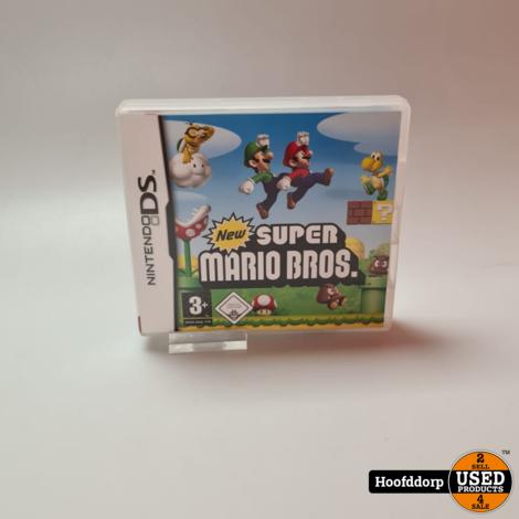 Nintendo DS Game : New Super mario Bros