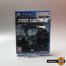 Playstation 4 game : Just Cause 4