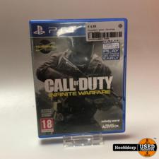 Playstation 4 games : Call of Duty Infinite Warfare
