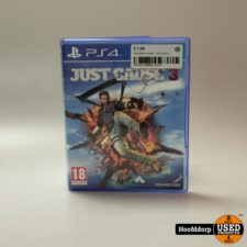 Playstation 4 game : Just Cause 3