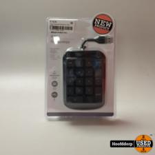 Targus Numeriek toetsenbord / USB / Zwart