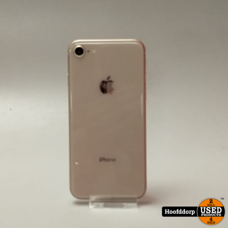 iPhone 8 64GB Gold Nieuwstaat