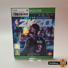Xbox One Game: Legend Edition NBA2K20