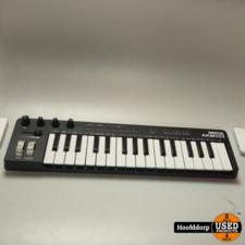 Akai AKM322 Midi keyboard nette staat in doos