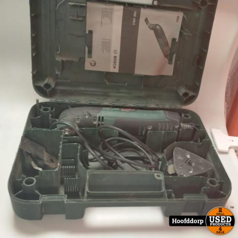 bosch pmf 190E gebruikt in koffer