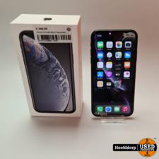 iPhone XR 256GB Black | Nieuwstaat