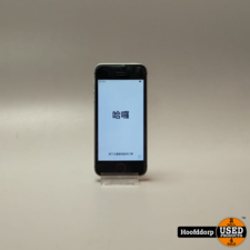 iPhone SE 32GB Black nette staat
