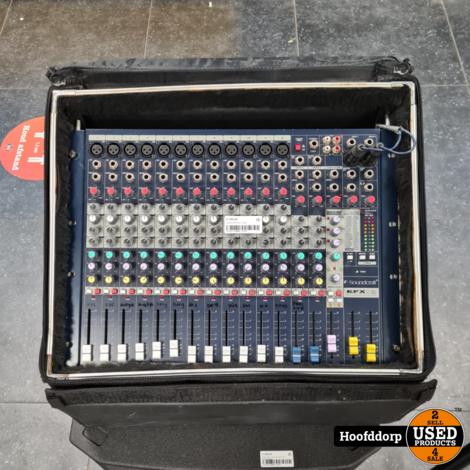 Soundcraft EFX12 in Case