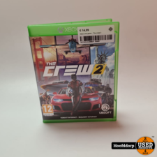 Xbox one game : The crew 2