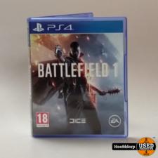 Sony Playstation 4 game : Battlefield 1