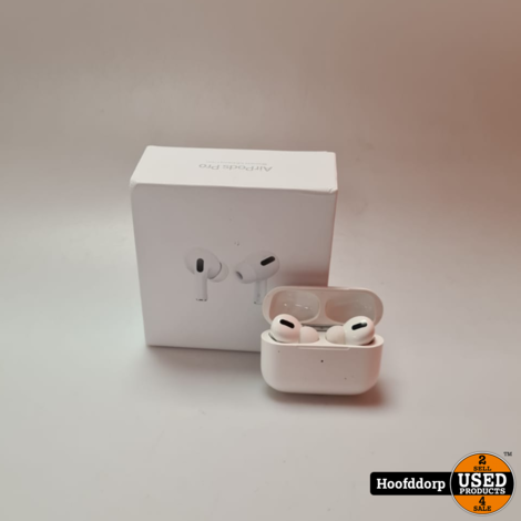 Apple Airpod Pro   Nette staat