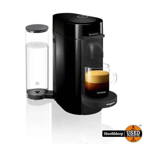 Magimix Nespresso - Vertuo Plus | Nieuwstaat