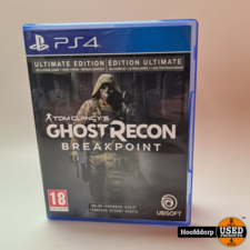 Playstation 4 Game: Tom's clancy's Ghost recon breakpoint