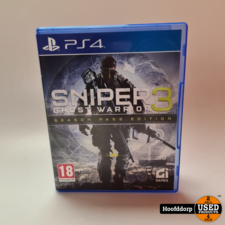 Playstation 4 Game: Sniper Ghost Warrior 3