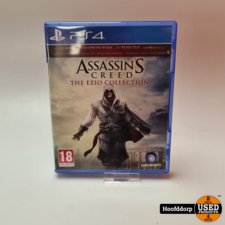 Playstation 4 Game : The Ezio Collection
