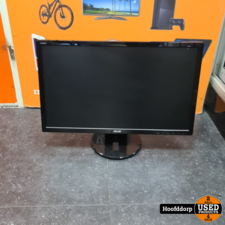 Asus VE248 24 inch monitor Redelijke staat