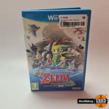Nintendo Wii u game : Zelda The Windwaker