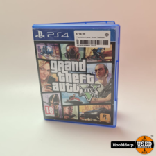 Playstation 4 game : Grand Theft auto 5