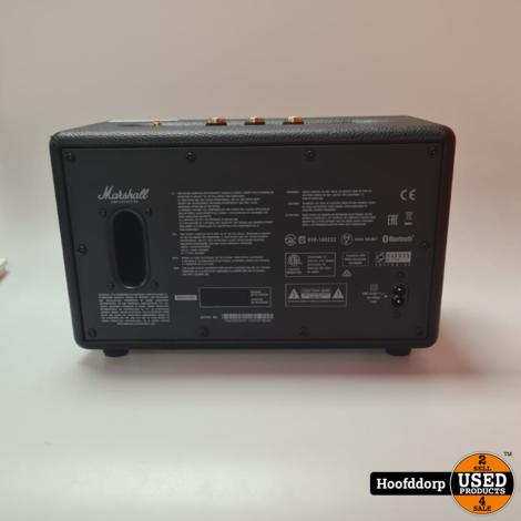 Marshall Acon  Bluetooth speaker in nieuwstaat