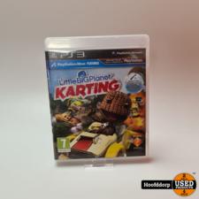 Playstation 3 game : Littlebig Planet Karting