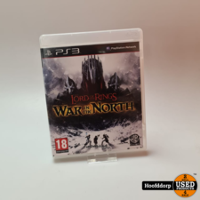 Playstation 3 game : Lord of the Rings War in the north