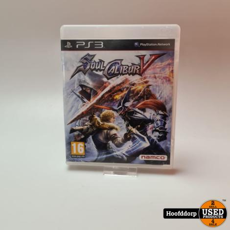 Playstation 3 game : Soulcalibur V