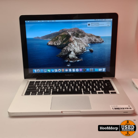 Macbook pro 13 inch Mid 2012 | Core i5 | 8GB