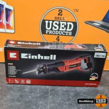 Einhell TE-AP 950 E Reciprozaag nieuwstaat in doos