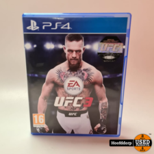 Playstation 4 game : UFC 3