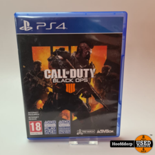 Playstation 4 game : Call of duty Black ops 4