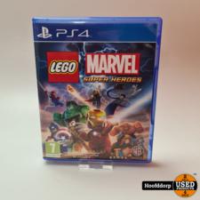 Playstation 4 game : Lego Marvel Super heroes