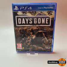 Playstation 4 game : Days Gone