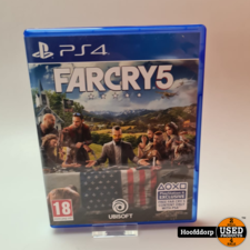 Playstation 4 game : Farcry 5